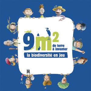 9m² de terre à inventer biodiversité