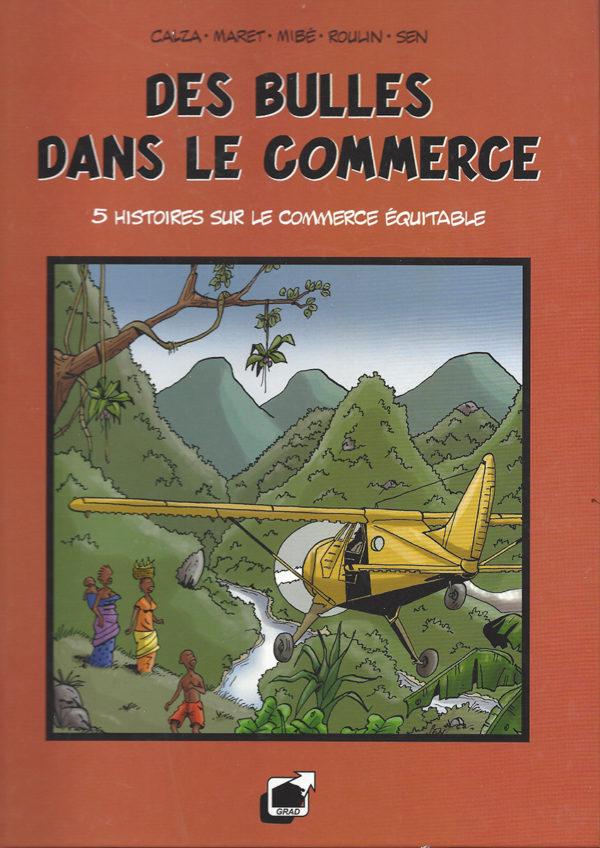 bande dessinée commerce équitable BD